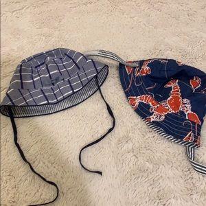Jacadi and baby gap hats baby 425b7d54564